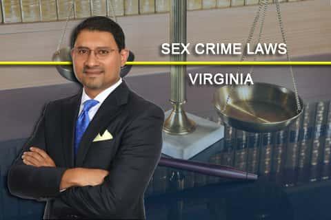 Sex Crime Laws Virginia